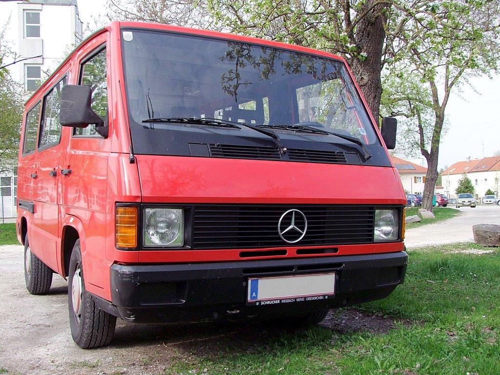 Mercedes 100d for Mercedes benz mb100d