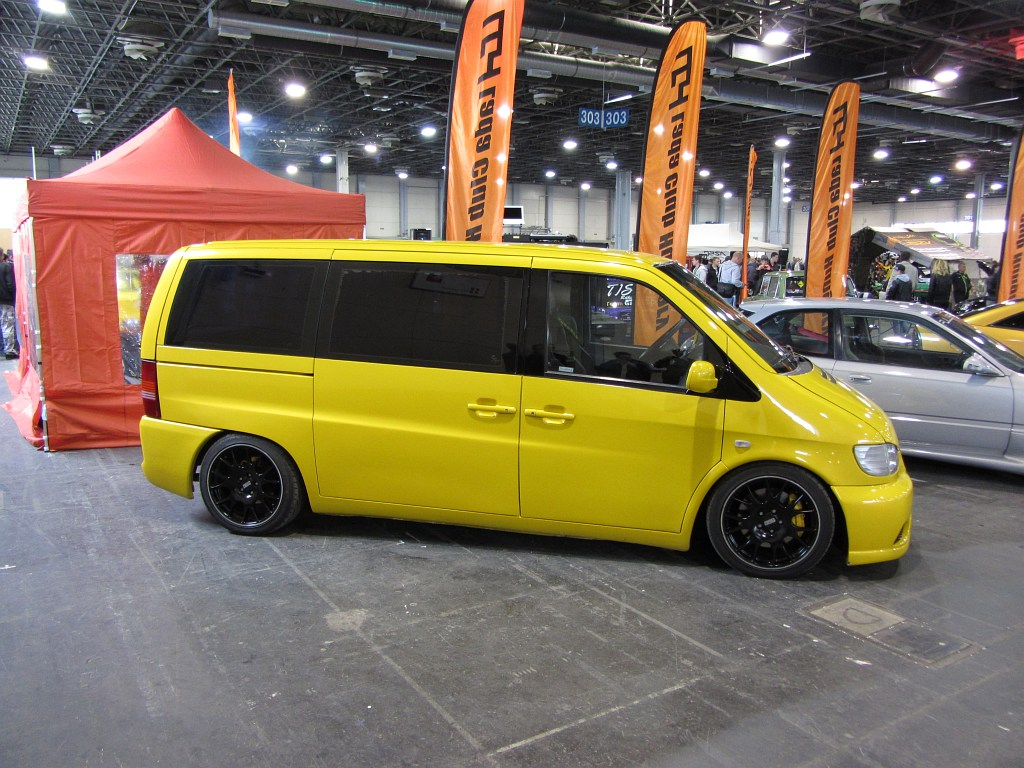 mb vito tuning foto carstyling tuning show 2012. Black Bedroom Furniture Sets. Home Design Ideas