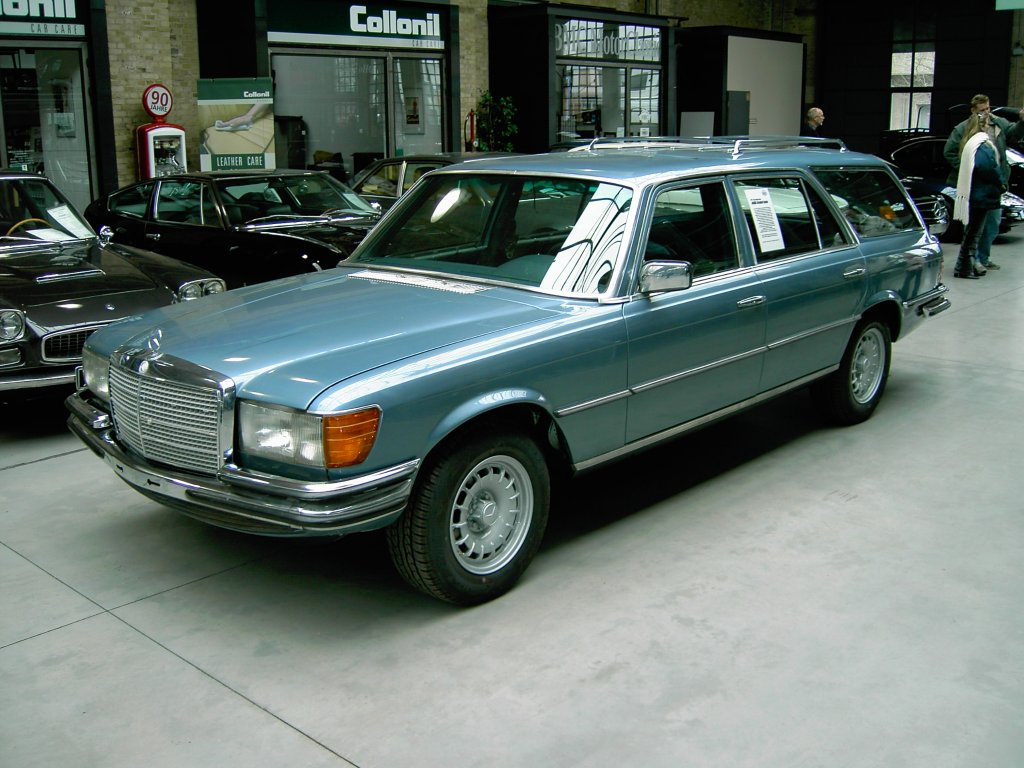 Mercedes benz 450 sel 6 9 1975 for Mercedes benz 450 sel 6 9