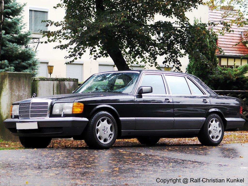 Mercedes-Benz 560 SEL (W 126 E
