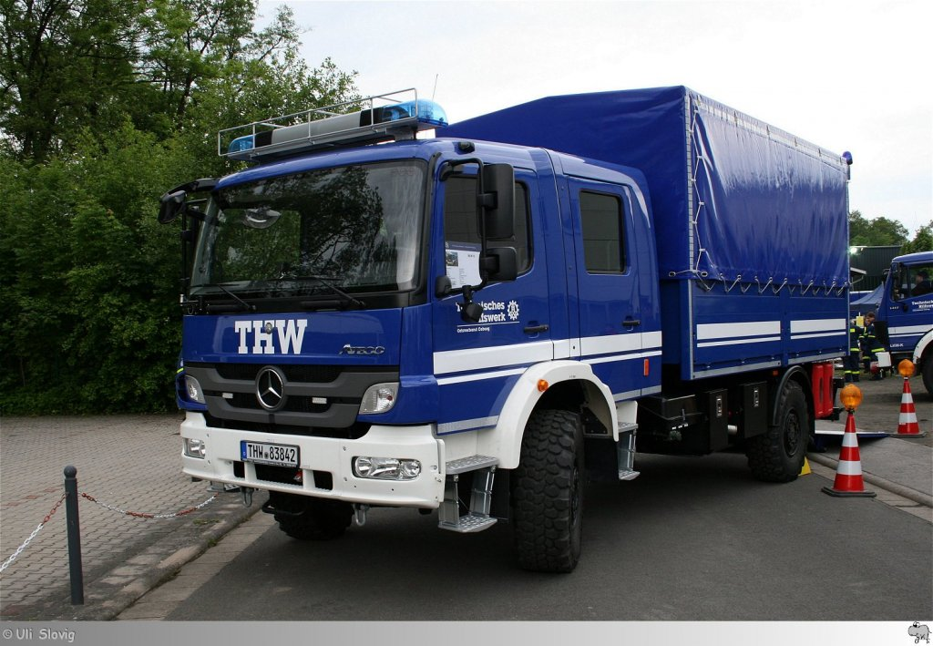 Mercedes benz atego 818 - 81df