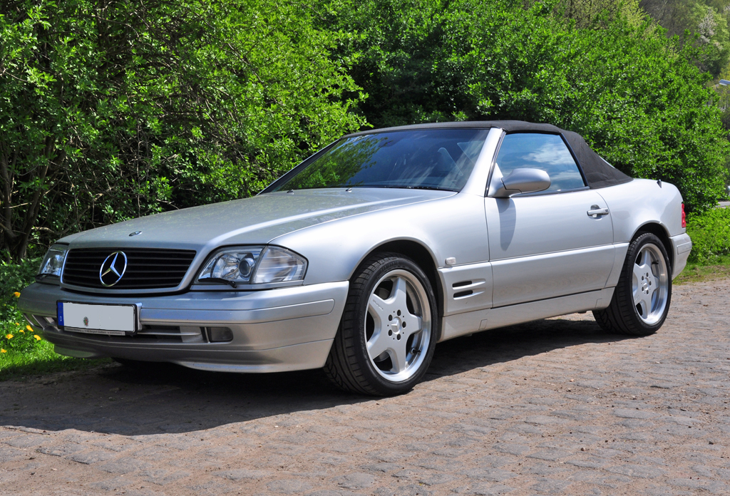 mercedes benz sl 320 cabrio in bad m nstereifel. Black Bedroom Furniture Sets. Home Design Ideas