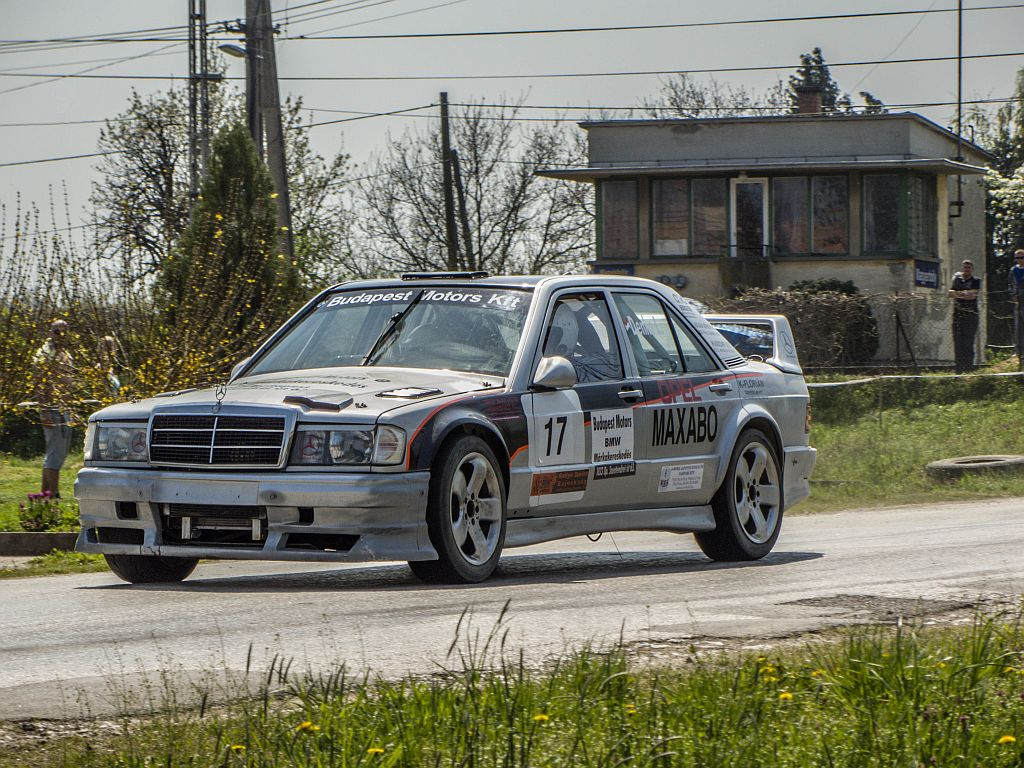Mercedes benz w124 rallye sprint am for Rally mercedes benz