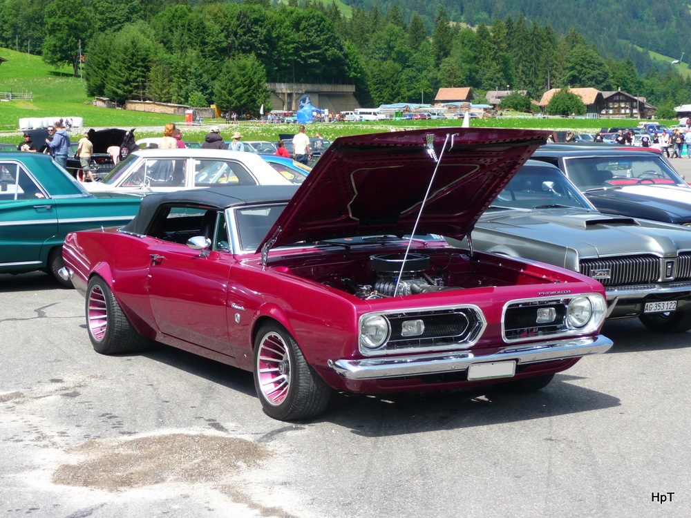 Plymouth barracuda chrysler