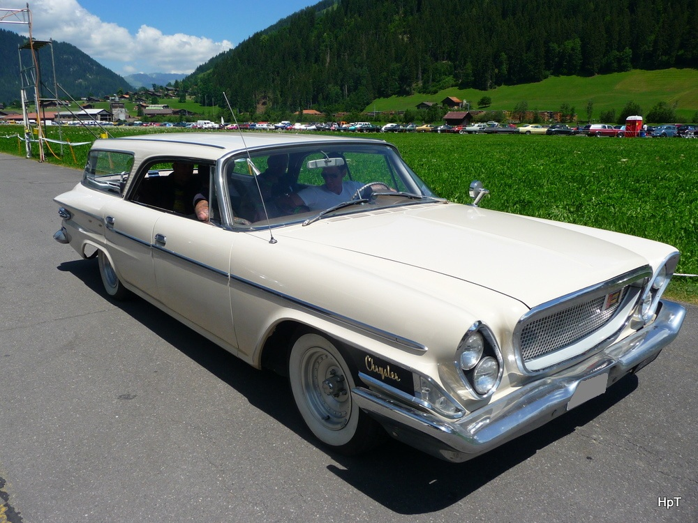 Oldtimer Chrysler in St.Stephan am 02.07.2011