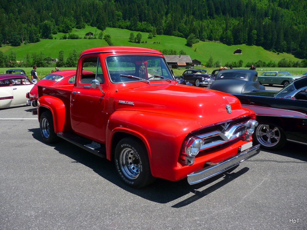 oldtimer ford f 100 pickup in st stephan am. Black Bedroom Furniture Sets. Home Design Ideas