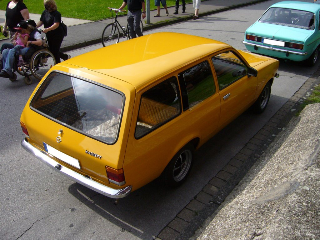 Kadett Opel Kadett C CarAvan