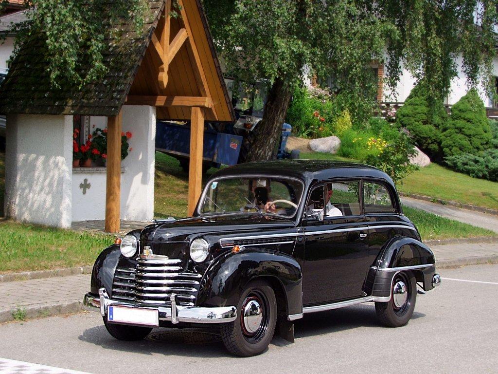 opel olympia limousine 1951 1952 4 zylinder. Black Bedroom Furniture Sets. Home Design Ideas