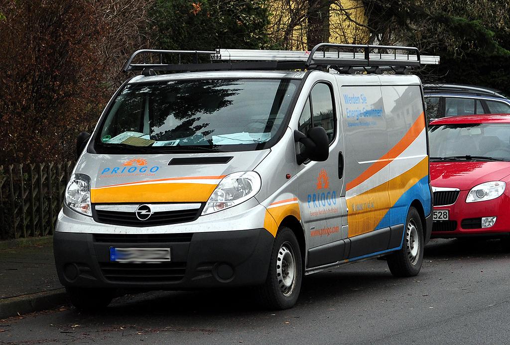 Opel Vivaro In Euskirchen