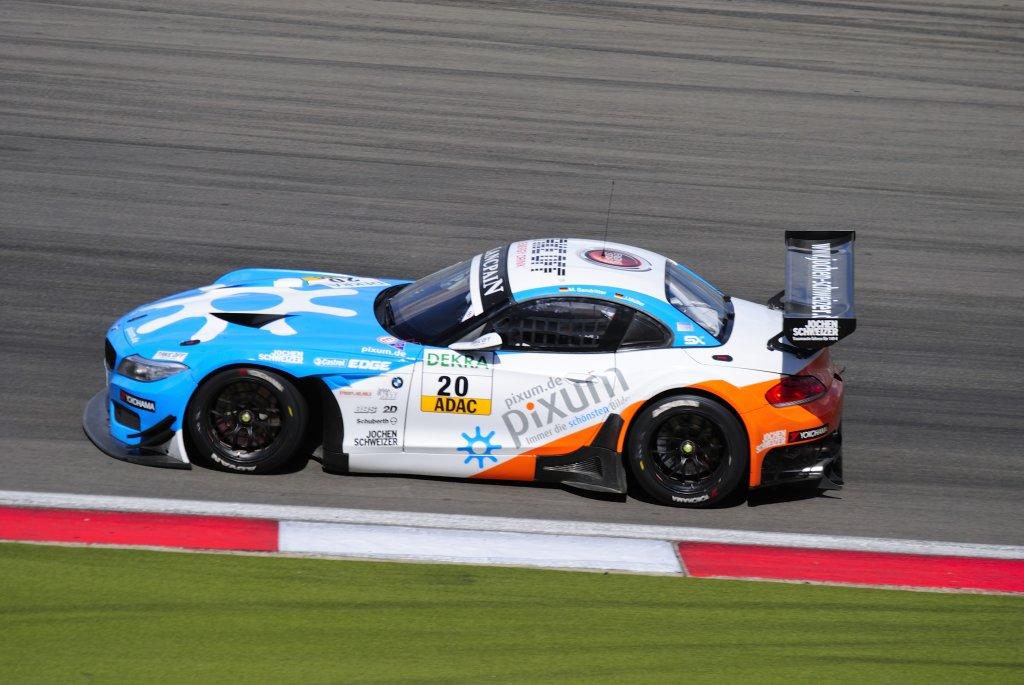 Senkyr Motorsport Bmw Z4 Gt3 Fahrer Jakub Knoll