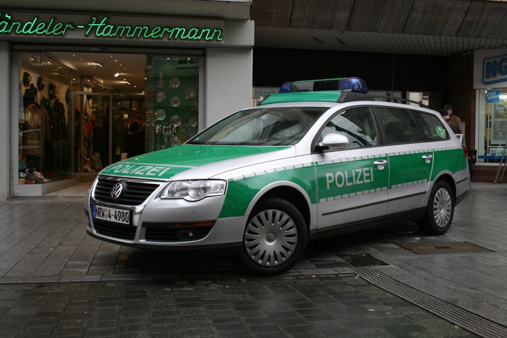 Polizei In Neuss