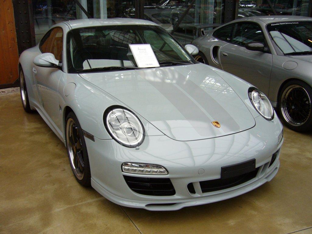 2009 Porsche 911 Sport Classic Related Infomation