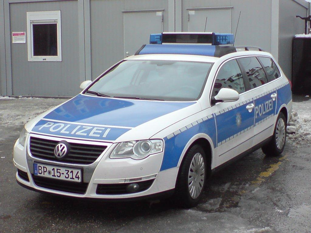 ... der Jugendverkehrsschule Erfurt am 15.12.2009 in Erfurt unterwegs