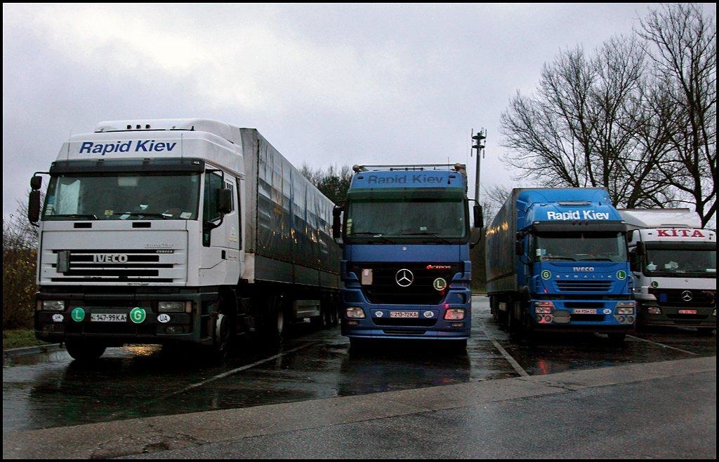 Iveco Eurostar Cursor 440e43 Usato Trattori Stradali Cn Piemonte