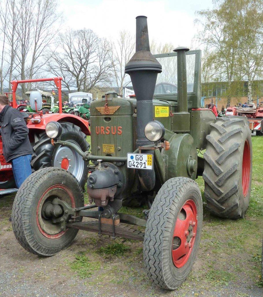 Ursus traktoren deutschland