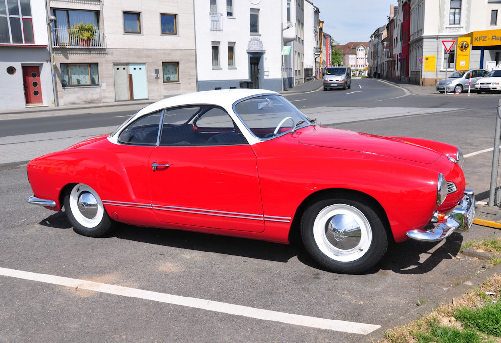VW Karman-Ghia in Euskirchen 05.05.2010