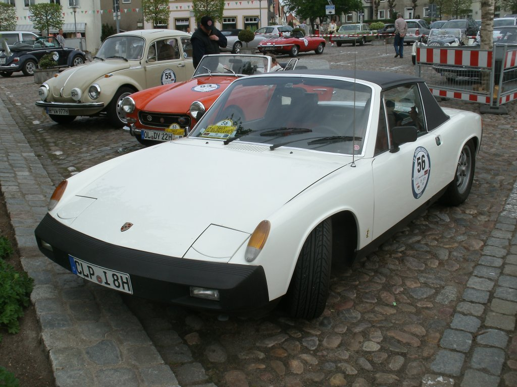 vw porsche 914 baujahr 1976 am 10 mai 2013 in bergen r gen. Black Bedroom Furniture Sets. Home Design Ideas