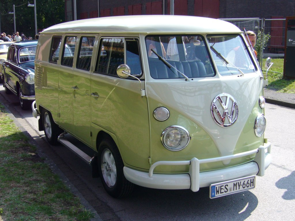 VW T1 Transporter der
