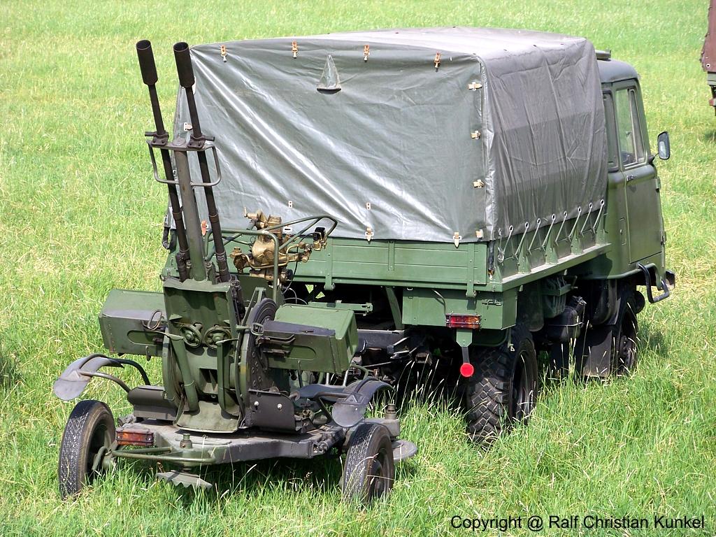 Zu 23 2 23mm Anti Aircraft Gun Model ZU 23MM picture pin.