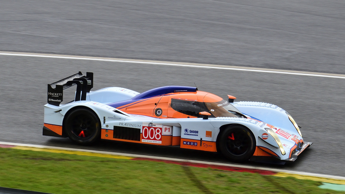 # 008, D'Ansembourg Christophe (BE) Lola Aston DBR1-2, Bj.2009, 6000ccm, Aston Martin Masters Endurance Legends zu Gast bei den Spa Six Hours Classic vom 27 - 29 September 2019