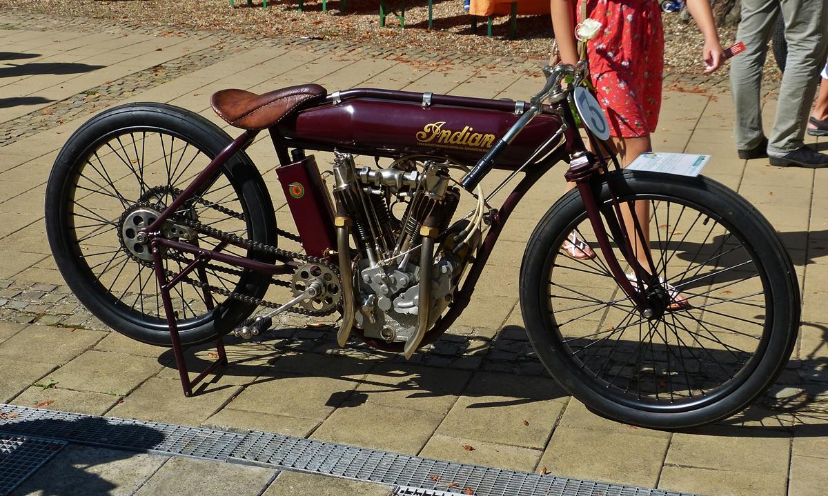 indian racer motorrad bj 1912 1000ccm 9 ps 2 zyl war am in mondorf zu sehen. Black Bedroom Furniture Sets. Home Design Ideas