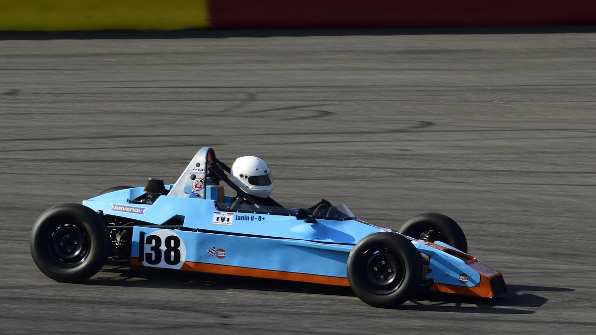 138 Daniel Janin im Royale RP26, AvD Historic Race Cup beim Youngtimer Festival in Spa Francorchamps am 15.07.2018