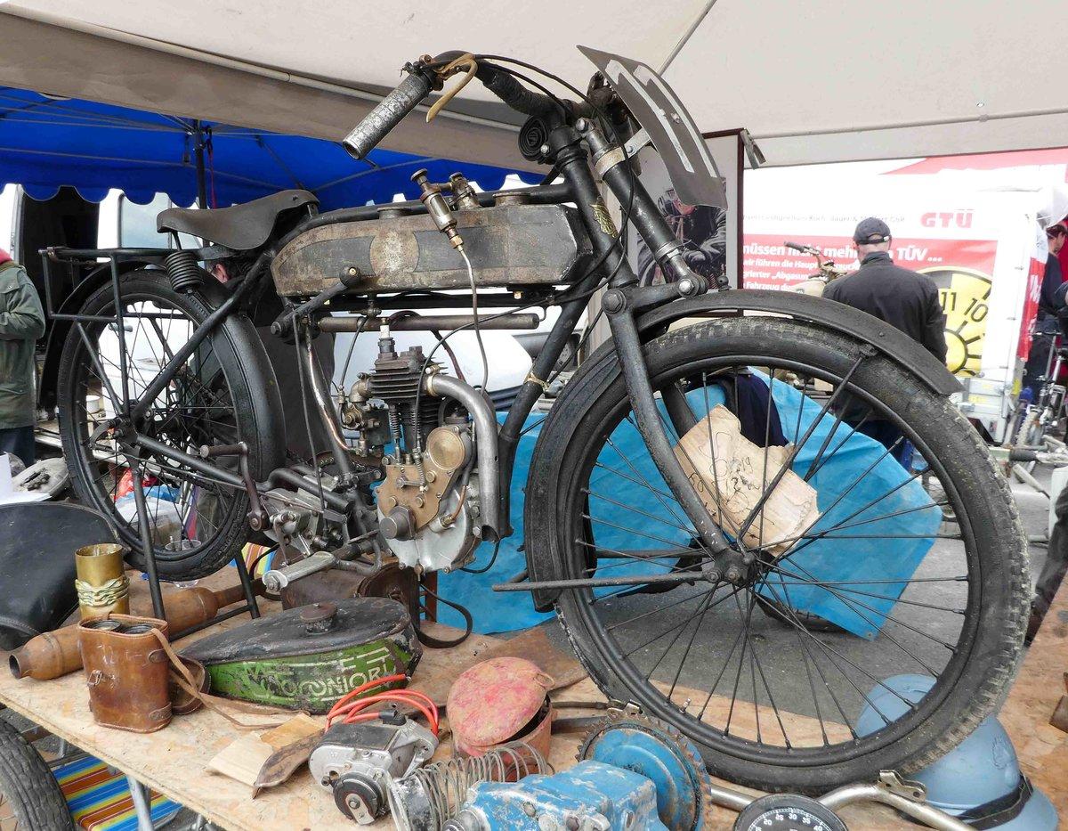 douglas oldtimer motorrad aus england baujahr 1920 2. Black Bedroom Furniture Sets. Home Design Ideas