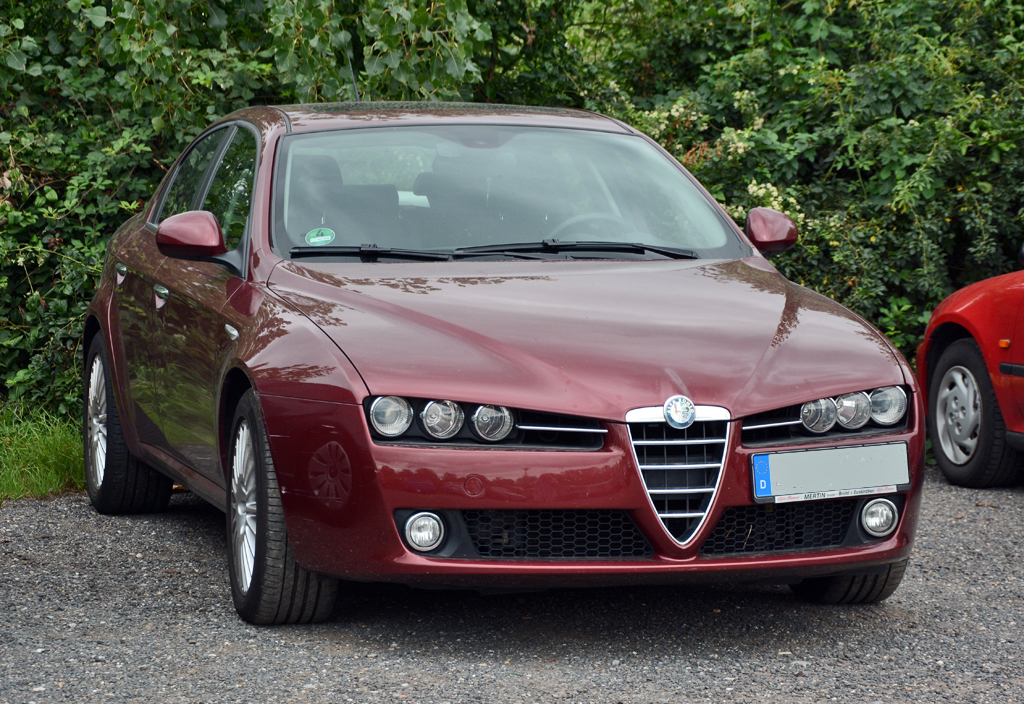 alfa romeo 159 in euskirchen. Black Bedroom Furniture Sets. Home Design Ideas