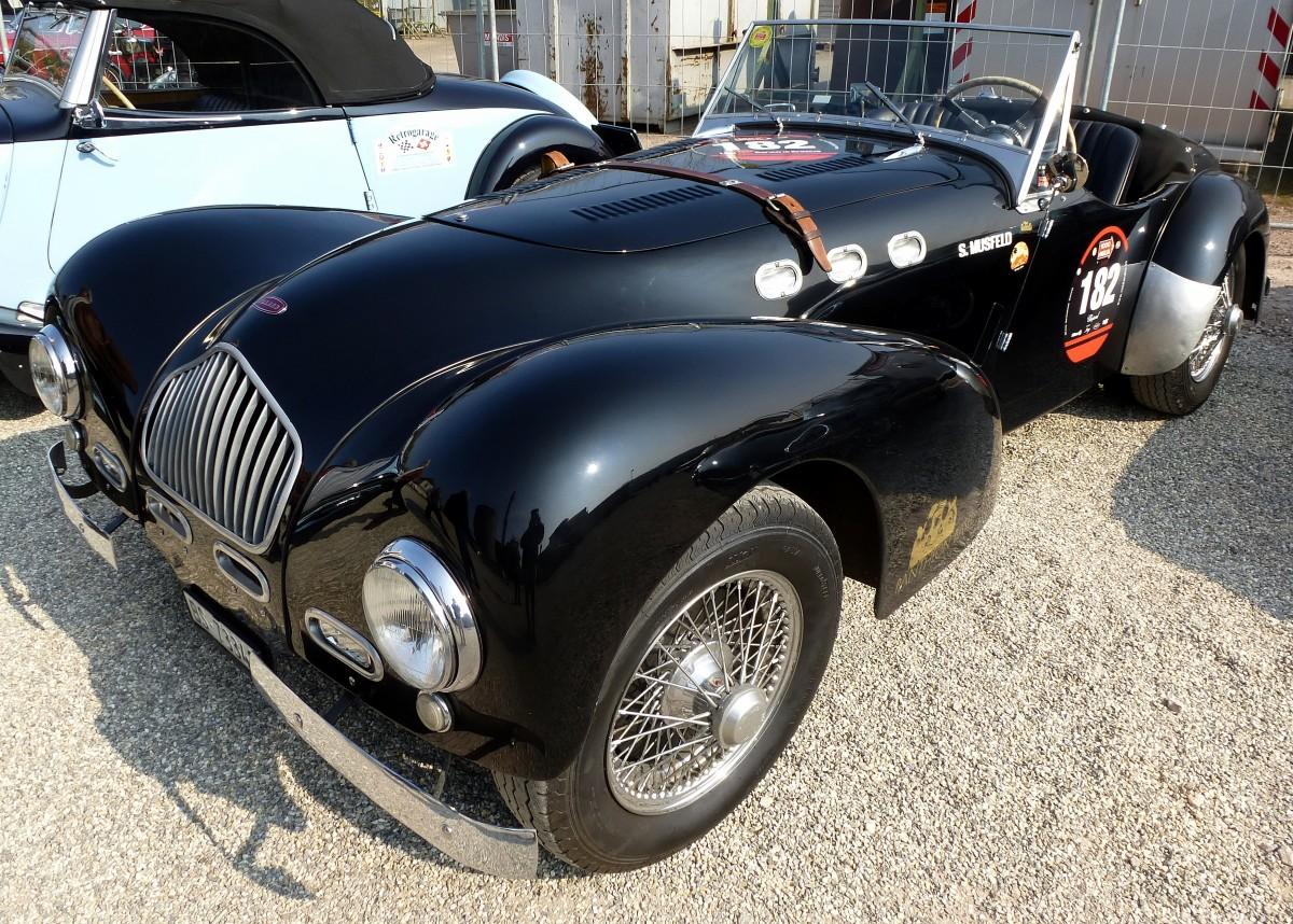 Englischer Sportwagen