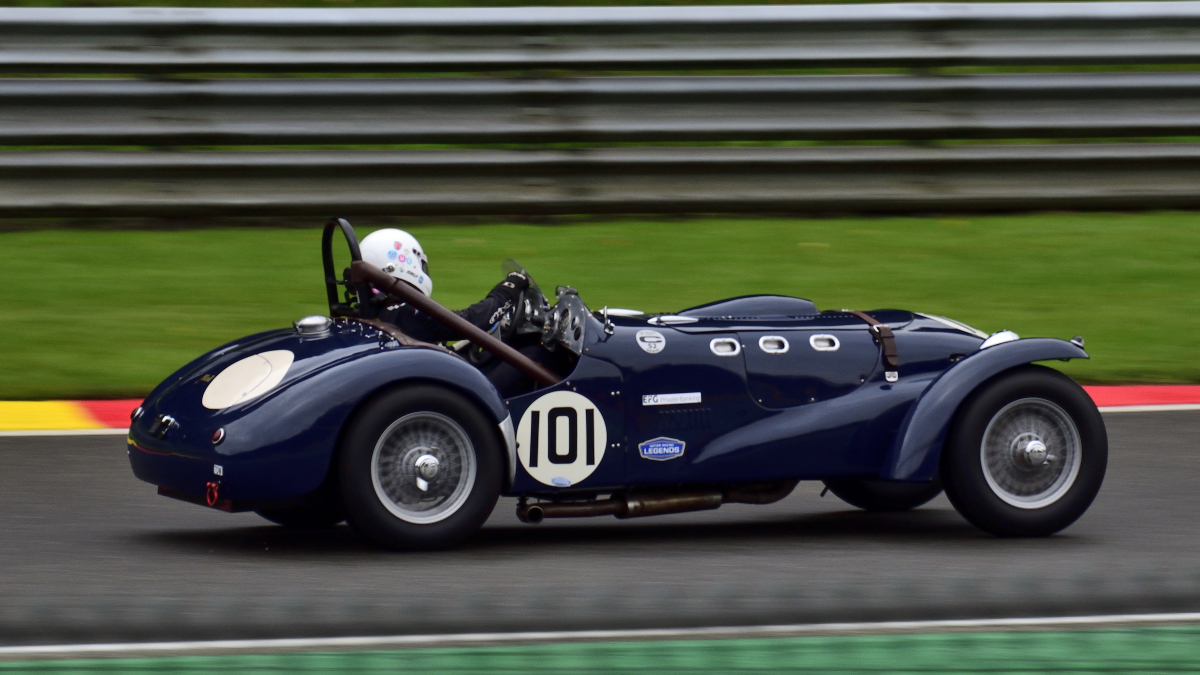 ALLARD J2, Woodcote Trophy & Stirling Moss Trophy [ MRL ], bei den Spa Six Hours Classic vom 27 - 29 September 2019