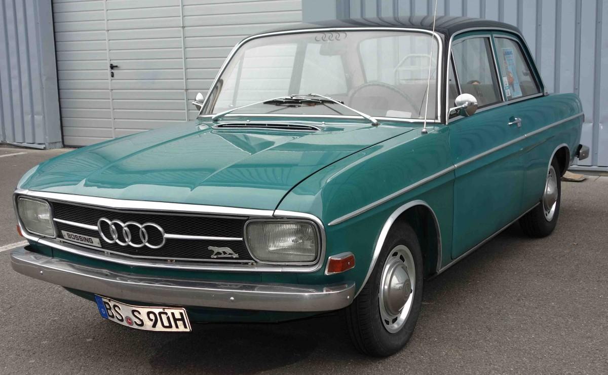 Audi 60/72/75/90 Fotos - Fahrzeugbilder.de