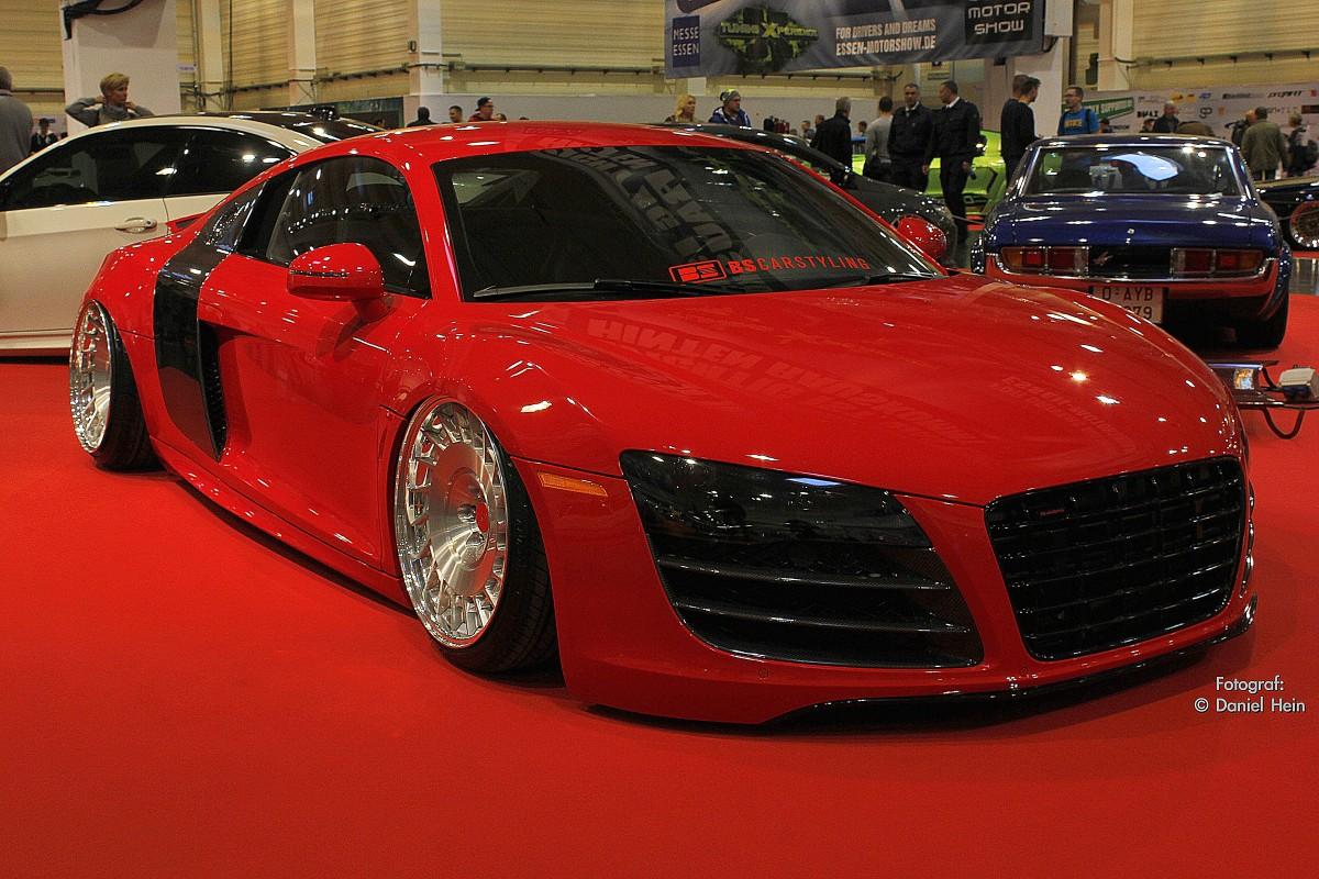Audi Rot