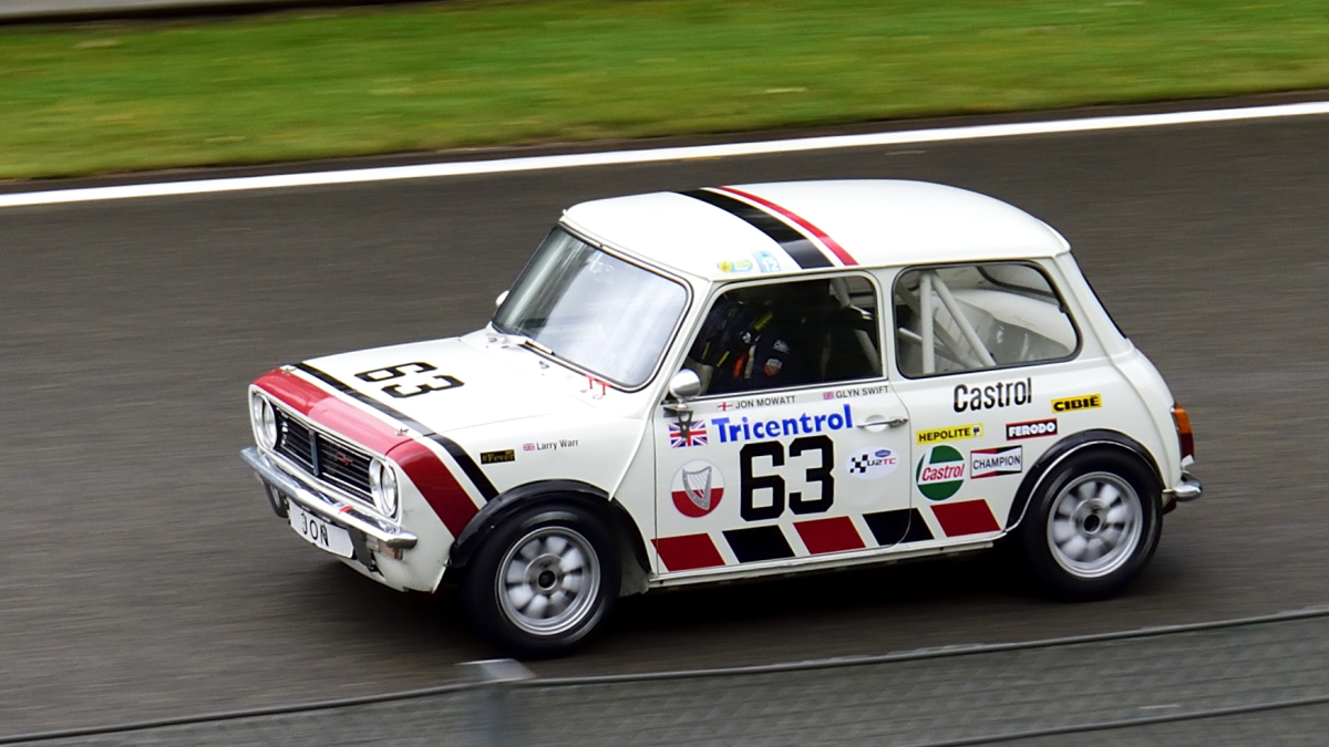 AUSTIN Mini 1275GT, Historic Motor Racing News U2TC & Historic Touring Car Challenge with Tony Dron Trophy zu Gast bei den Spa Six Hours Classic vom 27 - 29 September 2019