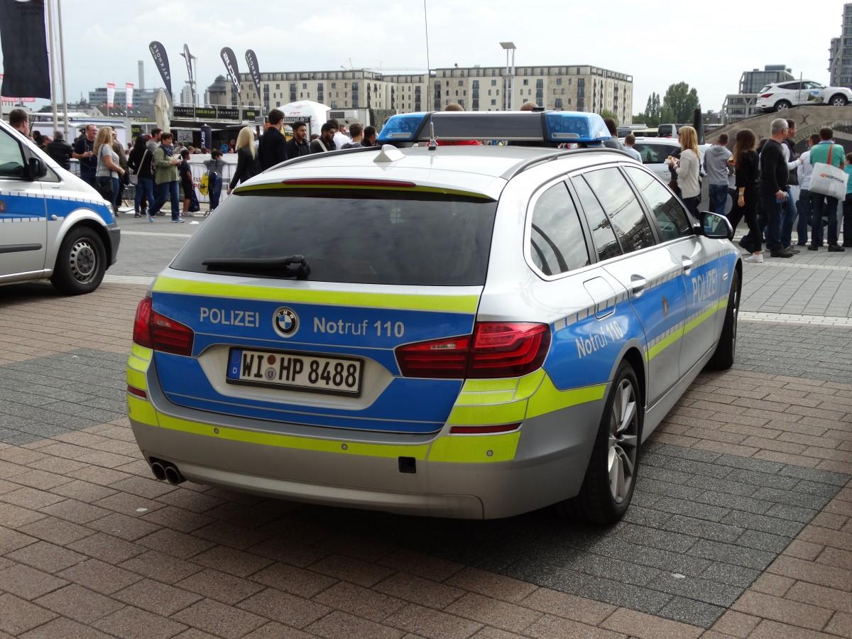 Autobahnpolizei Wiesbaden