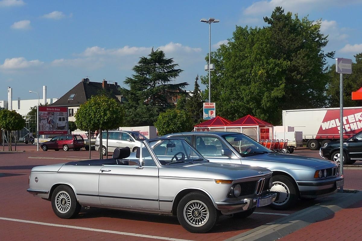 bmw krefeld bmw 1602 cabrio in krefeld 4 vor ort in. Black Bedroom Furniture Sets. Home Design Ideas
