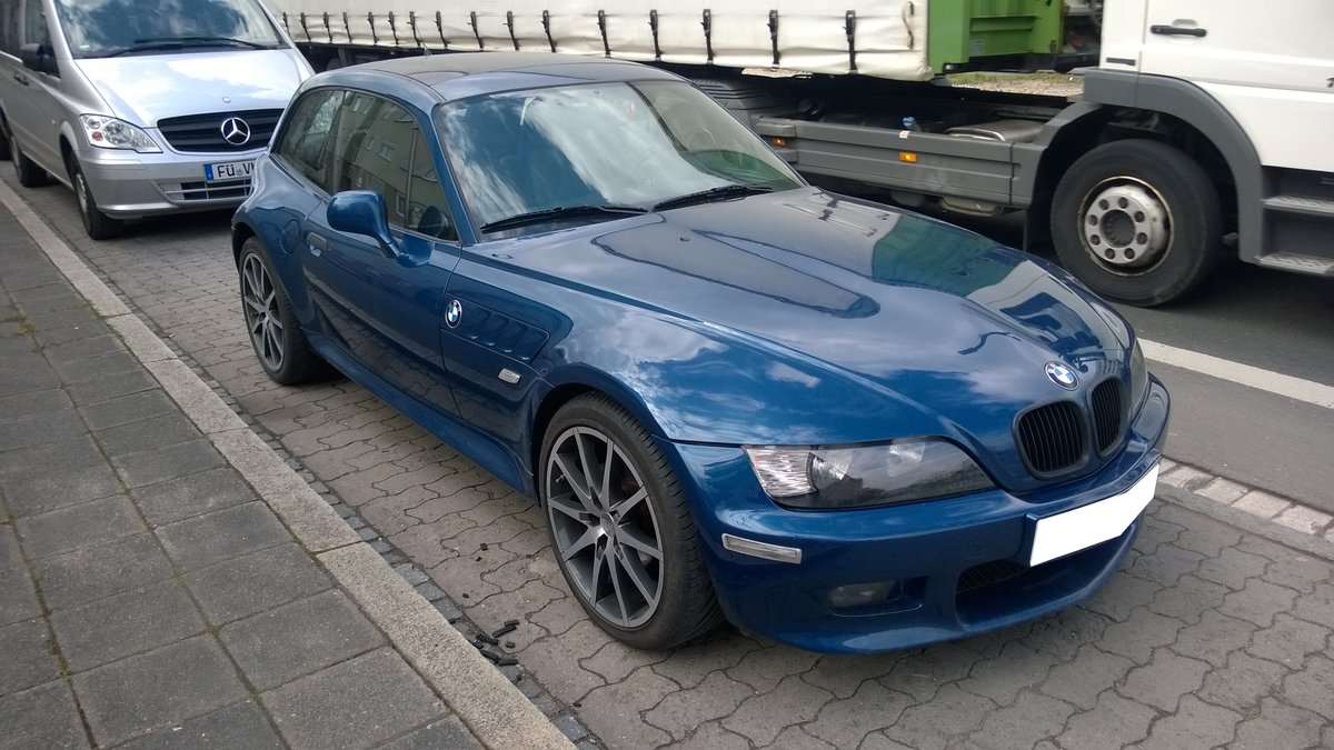 bmw z3 coupe in n rnberg m rz 2016. Black Bedroom Furniture Sets. Home Design Ideas