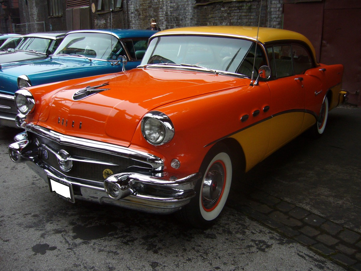 Buick Super 50 Riviera Hardtop Sedan