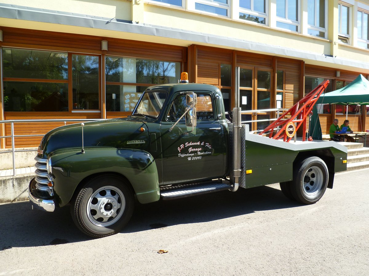 Chevrolet Thriftmaster, Vintage Cars & Bikes in Steinfort am 06.08.2016