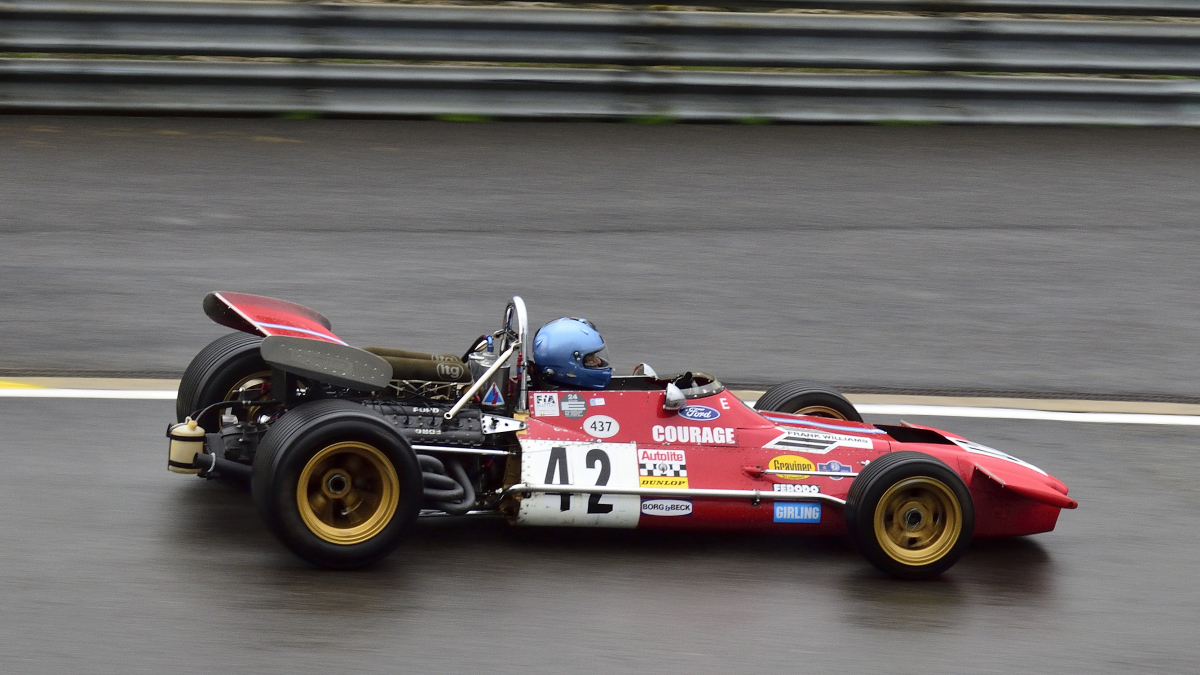 DE TOMASO 505, FIA Masters Historic Formula One Champions, bei den Spa Six Hours Classic vom 27 - 29 September 2019