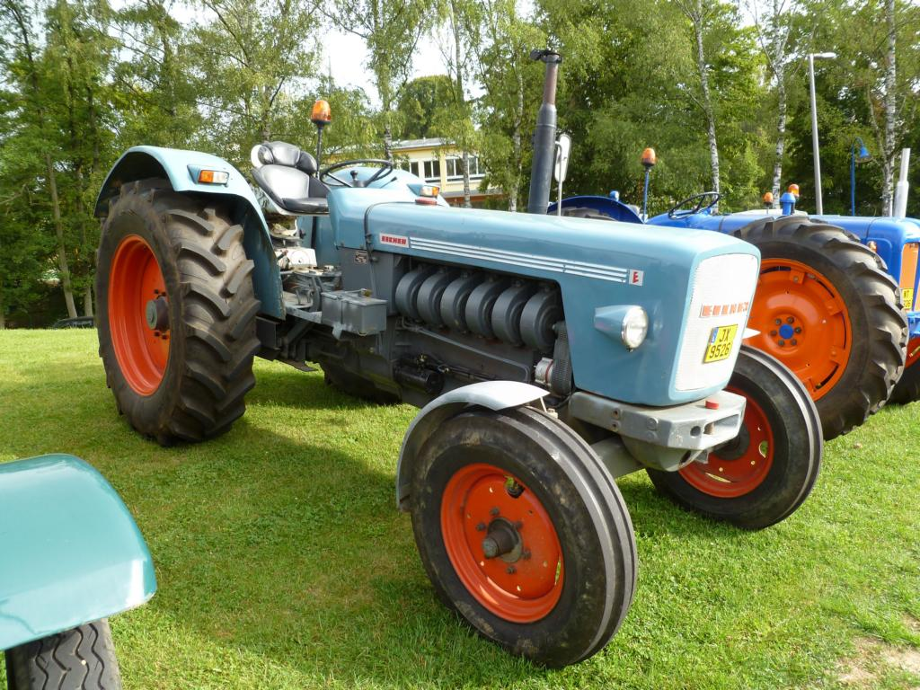 Eicher 3017S Wotan I, Vintage Cars & Bikes in Steinfort am 03.08.2014