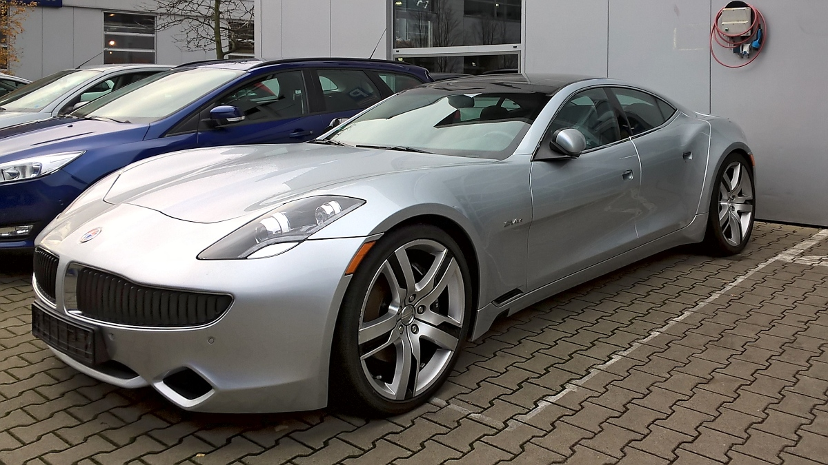 ein fisker karma in d sseldorf. Black Bedroom Furniture Sets. Home Design Ideas
