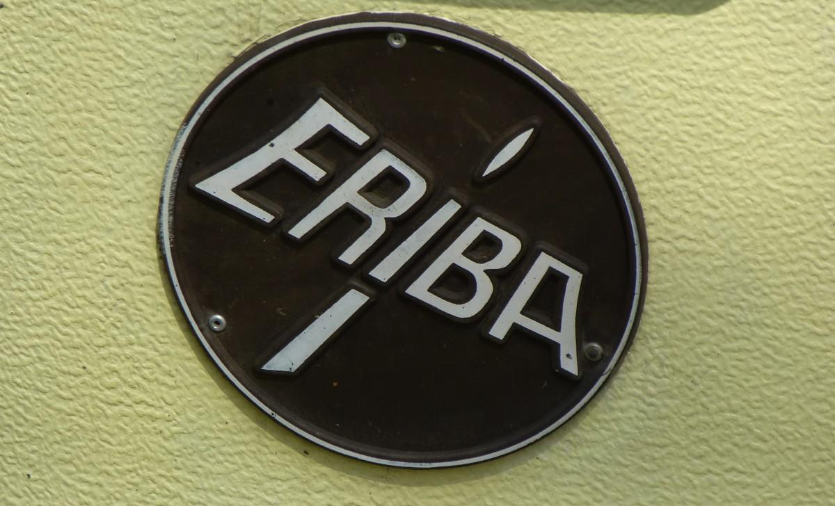 eriba logo der deutschen firma f r reisemobile und. Black Bedroom Furniture Sets. Home Design Ideas