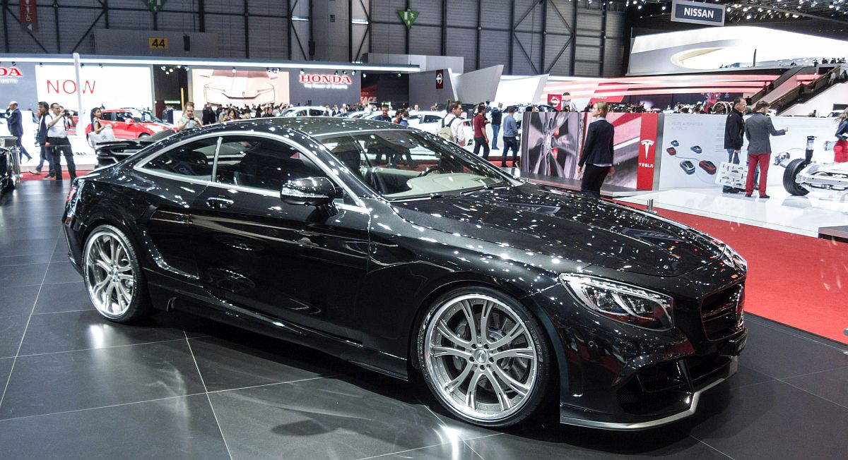 Mercedes Benz S Class Coupe  For Sale