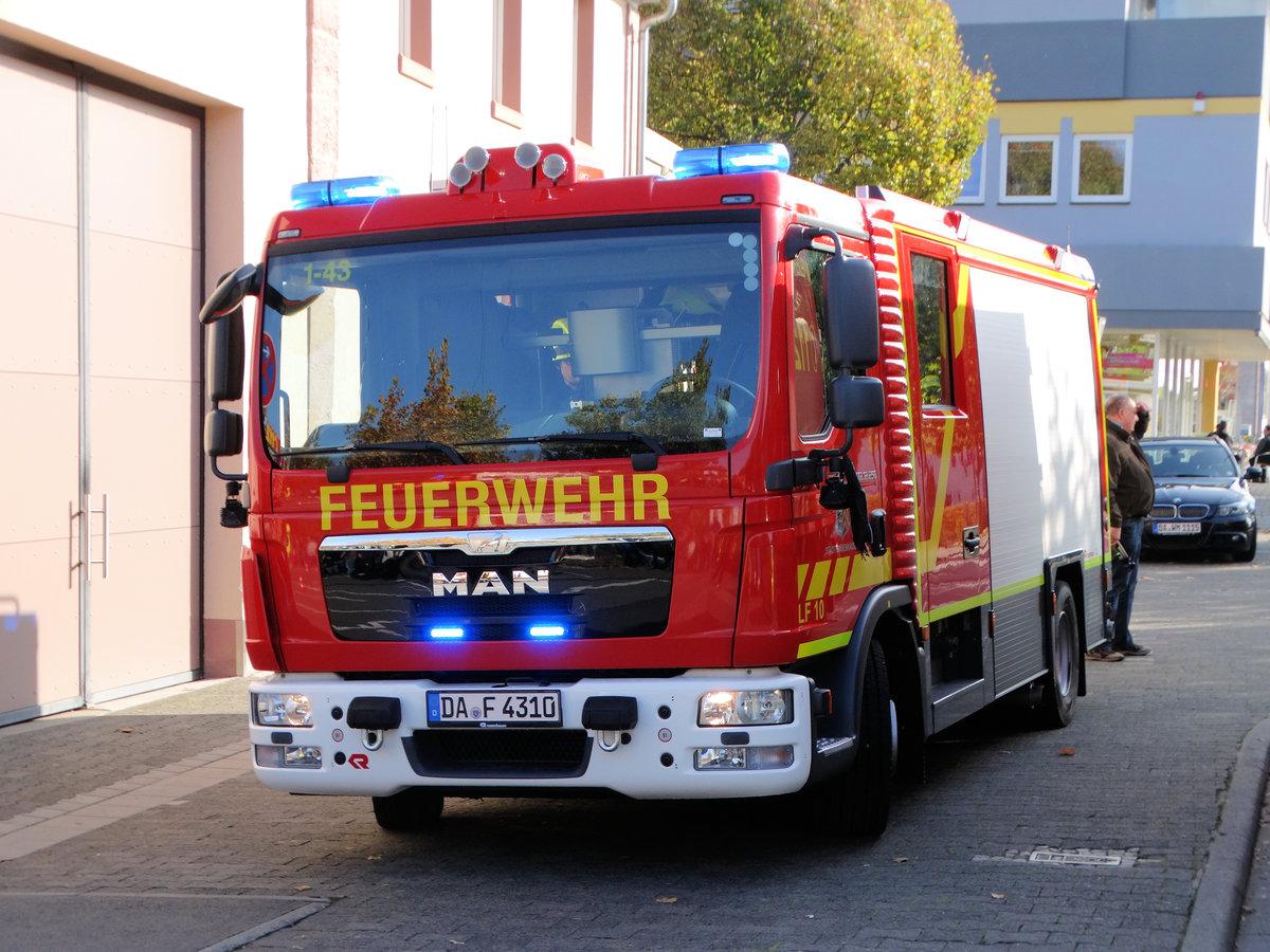 Feuerwehr Babenhausen Hessen