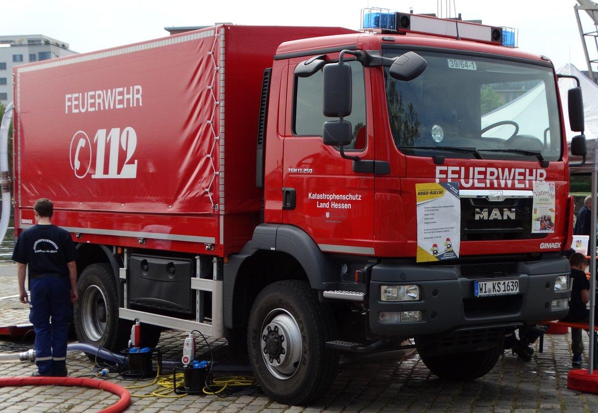 Frankfurt Feuerwehr