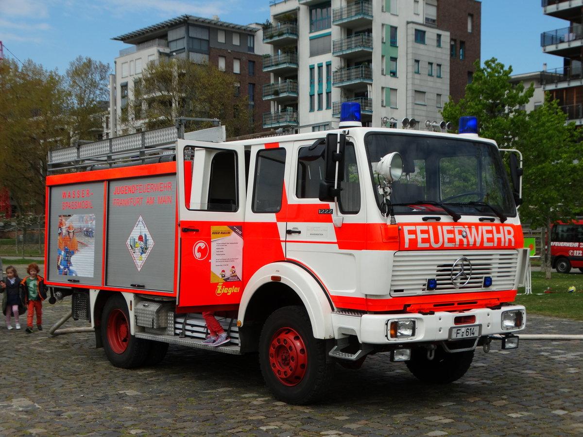 Jugendfeuerwehr Frankfurt