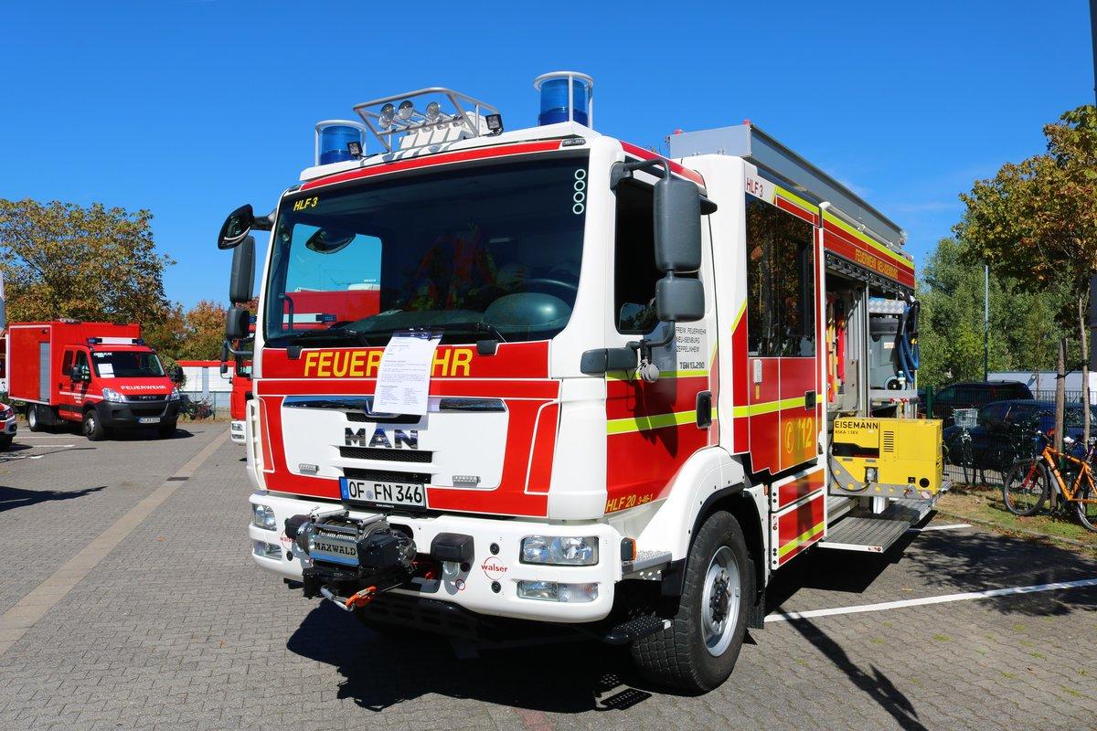 Neu Isenburg Feuerwehr