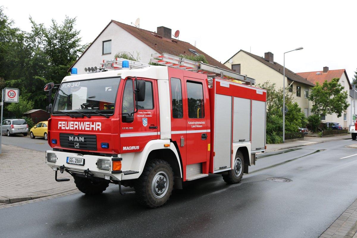 Feuerwehr Goddelau