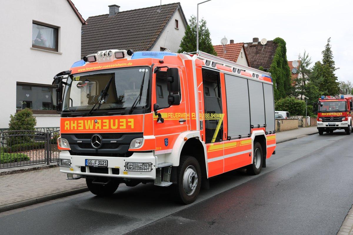 Feuerwehr Rüsselsheim
