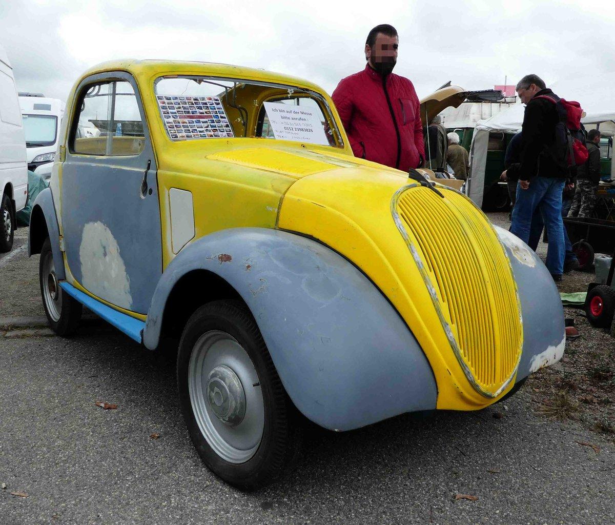 Fiat Topolino (1936